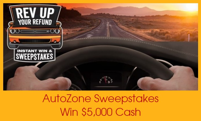 AutoZone Survey Sweepstakes