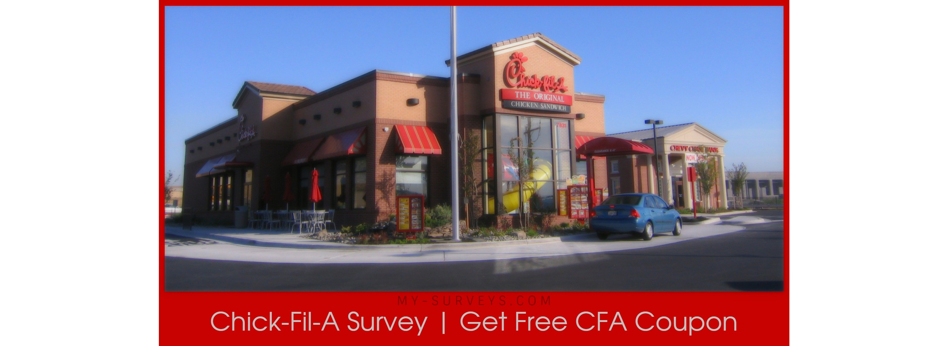 Chick Fil A Survey