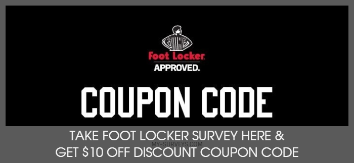 Foot Locker Coupon