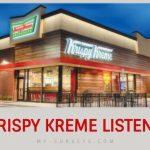 KRISPY KREME SURVEY | www.krispykremelistens.com