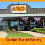 Cracker Barrel Survey @ www.crackerbarrel-survey.com