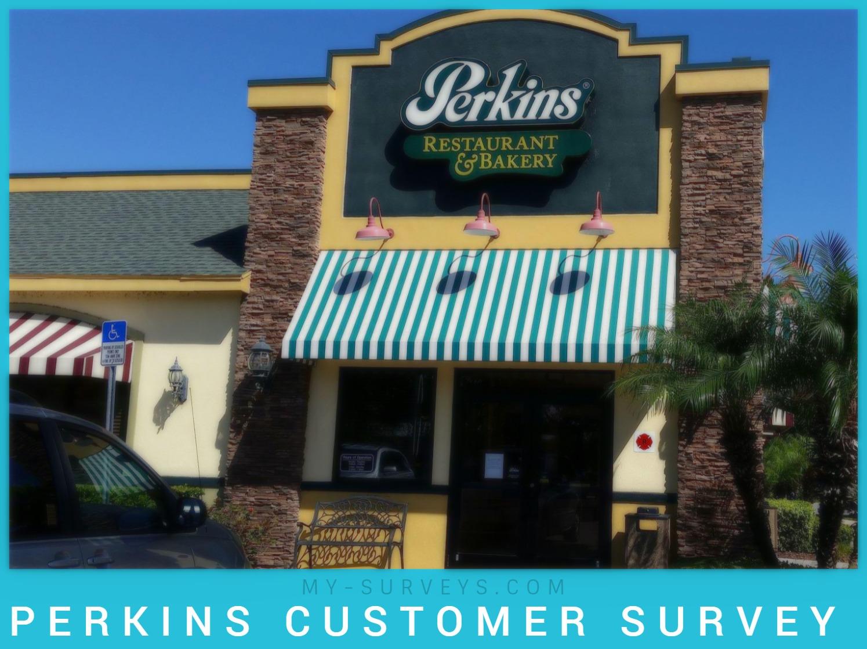 PERKINS EXPERIENCE SURVEY | Get Perkins Coupon Code @ www.perkinsexperiencesurvey.com