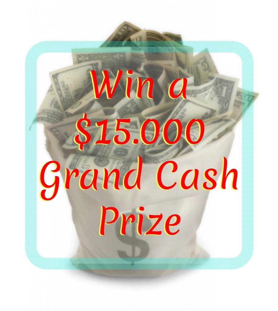 Grand cash prize