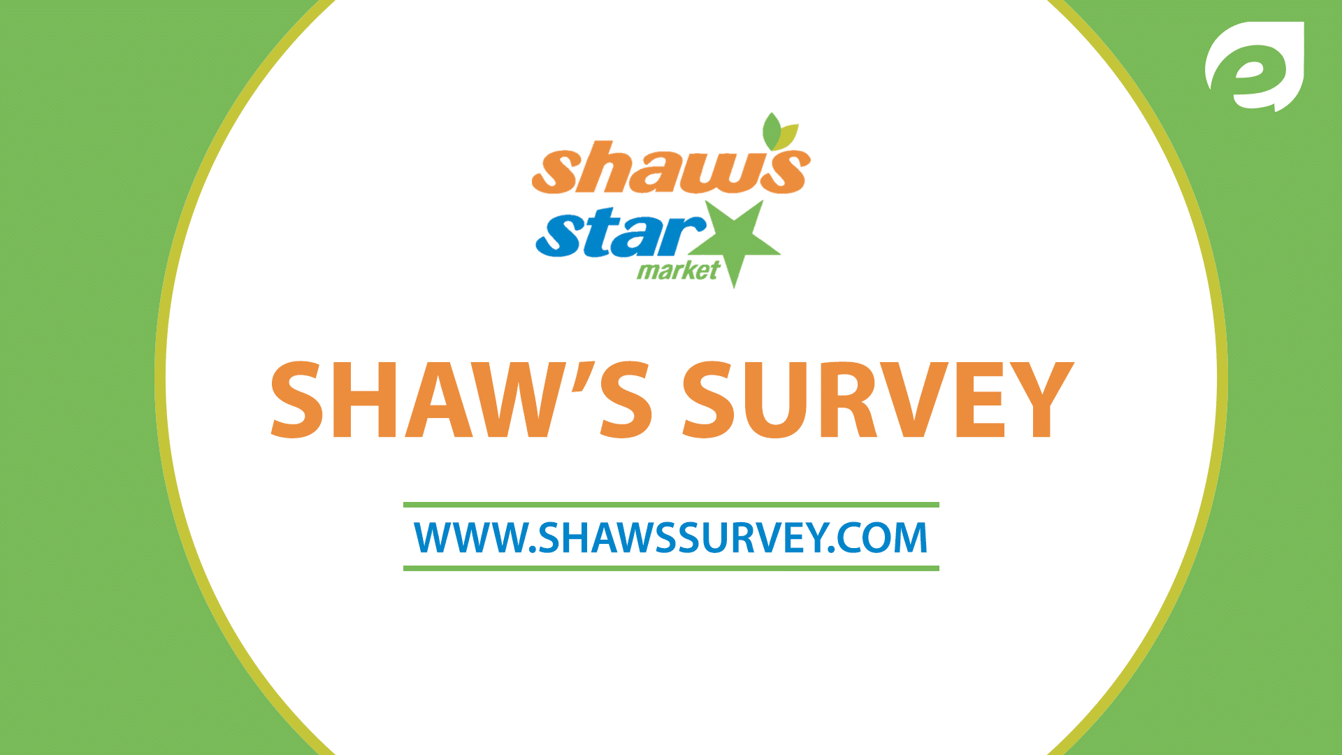 shaw's survey