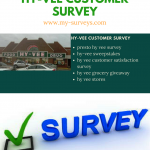 Hy-Vee Customer Survey | Win Hy-Vee $500 Gift Card @ www.hy-veesurvey.com