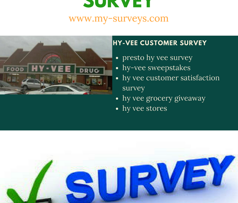 Hy-Vee Customer Survey