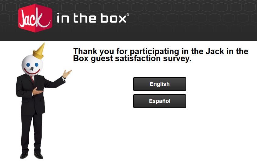 JACK IN THE BOX SURVEY KEY MOVES