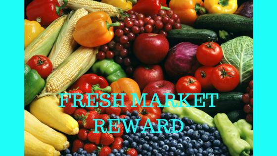 fresh market reward