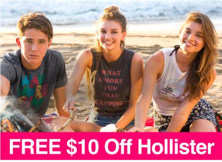 Hollister-reward