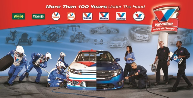Give Valvoline Instant Oil Change Review and Win Valvoline Rewards