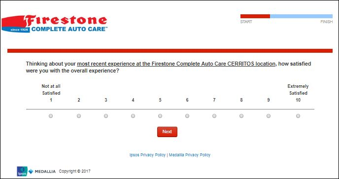 firestone survey 3