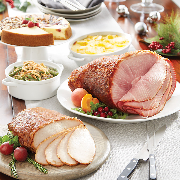 Win Honey Baked Ham Coupons @ www.honeybakedham.com