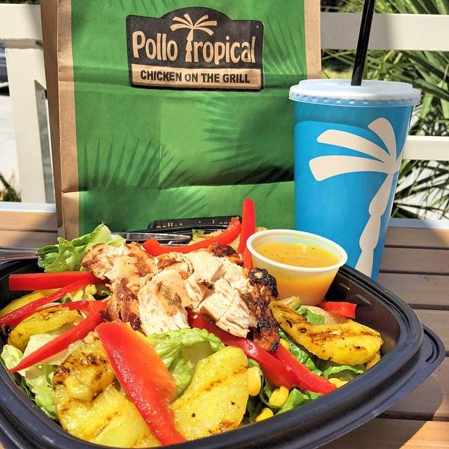 pollo tropical reward
