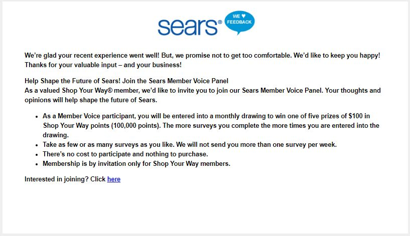 sears survey 8