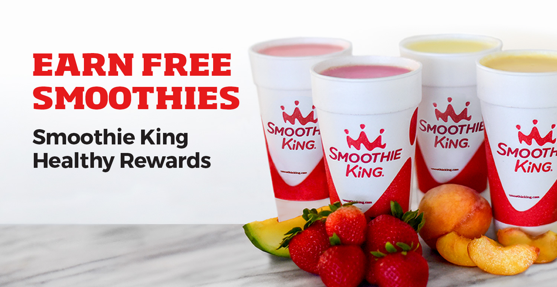 smoothie rewards