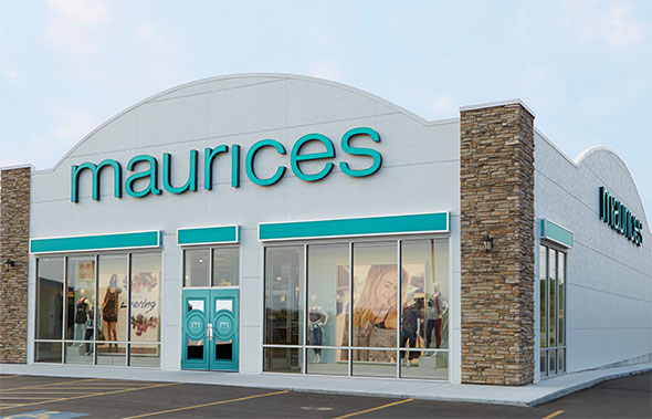 maurices Storefront