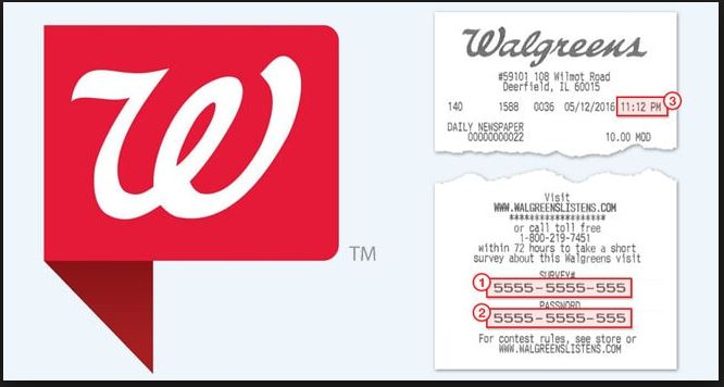 Walgreens Customer Satisfaction Survey - Welcome