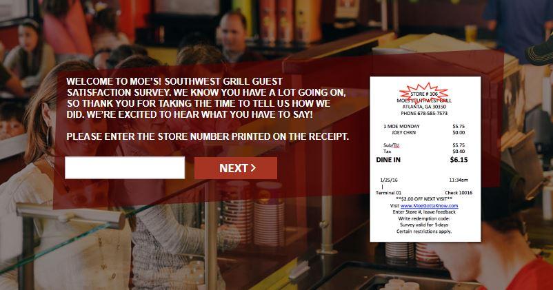 Moes Survey – www.moessatisfactionsurvey.com - Customer Survey ...