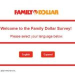 www.ratefd.com ? Take Official Family Dollar® Survey ? Win $1,000