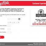 myshopriteexperience.com — Take ShopRite® Survey — Win $500 Gift
