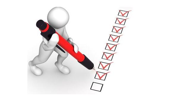 Huddle House Survey Rules