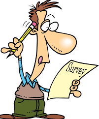 Crown Carvery Survey Rules
