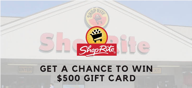 MyShopRite Experience Survey Rewards