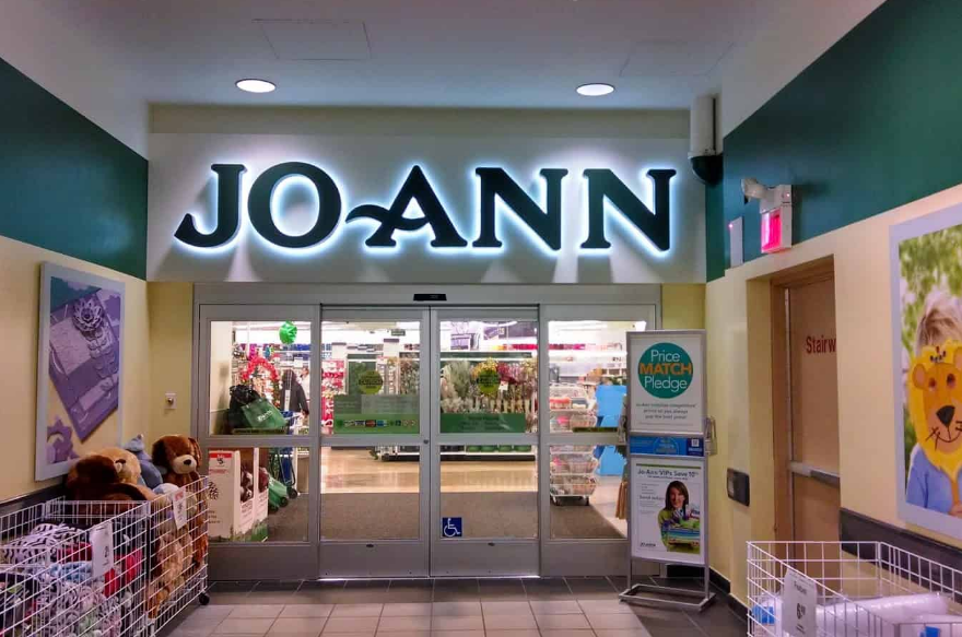 joann fabric survey