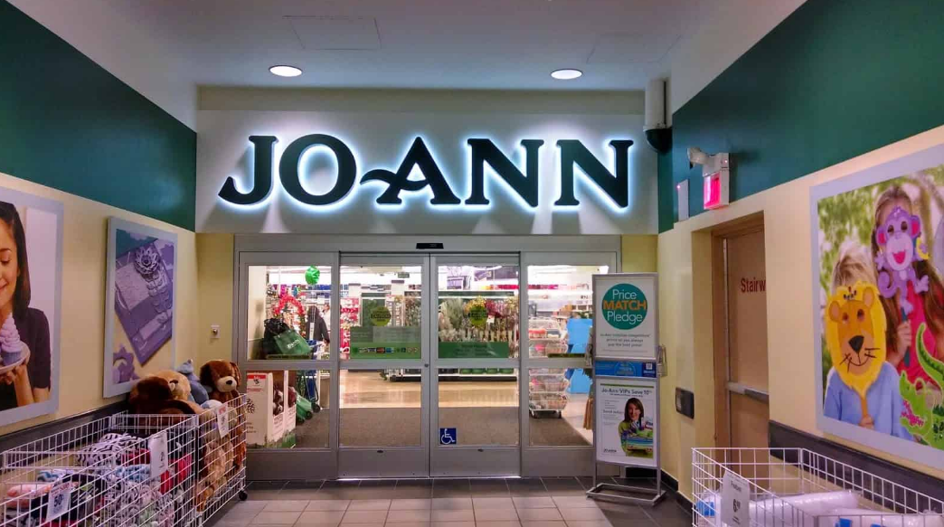 joann fabric survey