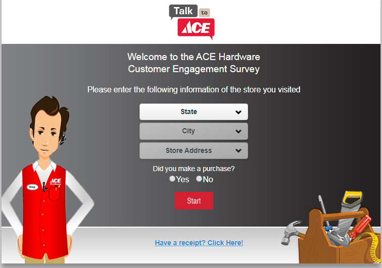 TalkToAce Hardware Survey
