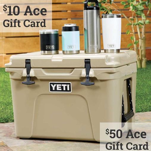 ACE Hardware Survey Rewards - $50, Gift Card