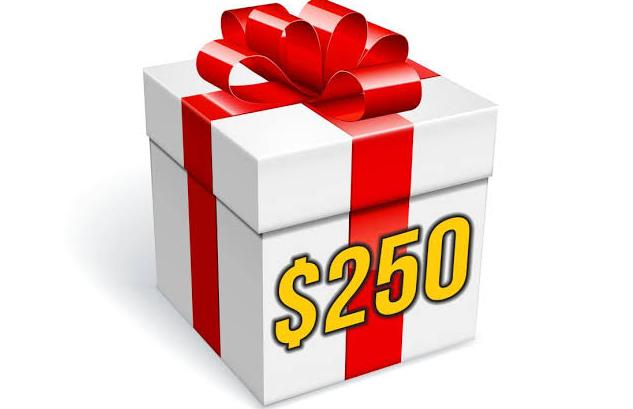 B&Q Survey $250 Gift Card