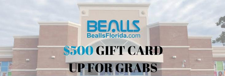 Bealls Florida Customer Survey