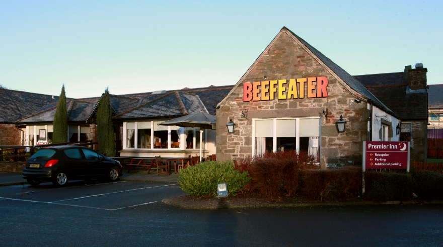 Beefeater Grill Survey