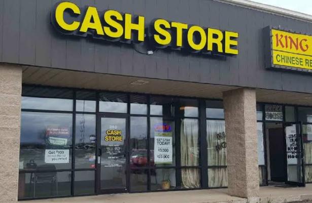 Cash Store Customer Satisfaction Survey.