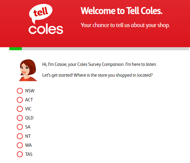 Tell Coles Survey