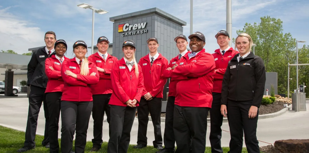 Crew Carwash Guest Satisfaction Survey