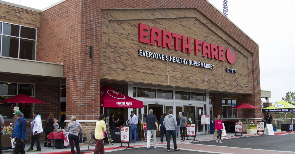 Earth Fare Customer Satisfaction Survey
