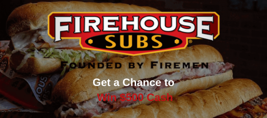 Firehouse Subs Rewards