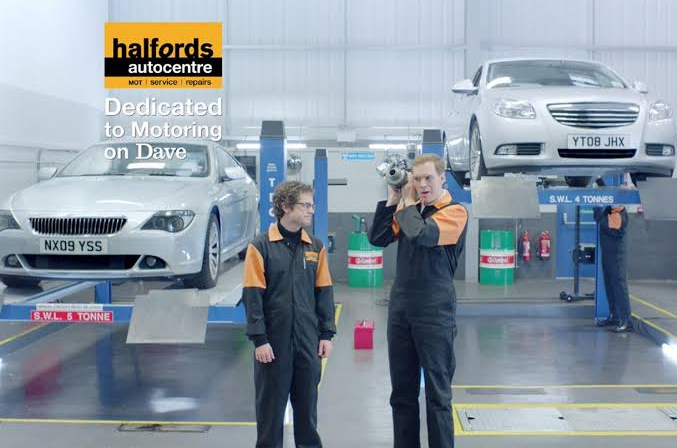 Halfords Autocentre Survey Guide