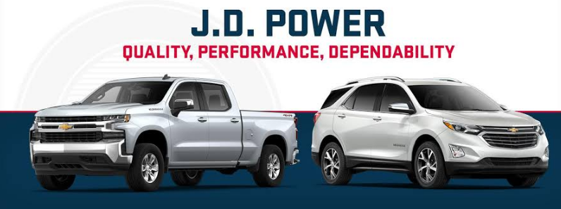 JD Power New Car Buyer Survey