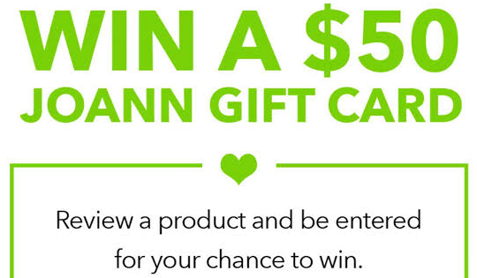 JoAnn Fabric Rewards