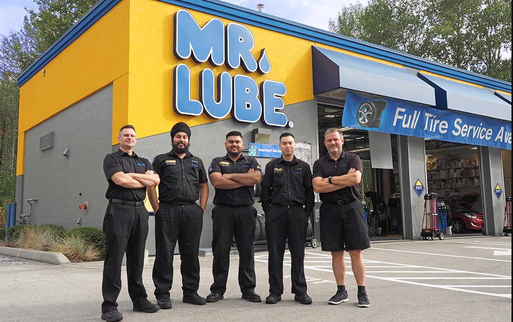 Tell Mr. Lube Customer Satisfaction Survey