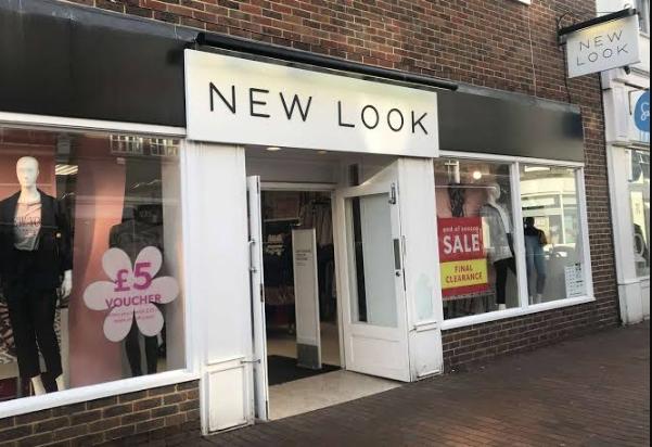 New Look Customer Feedback Survey