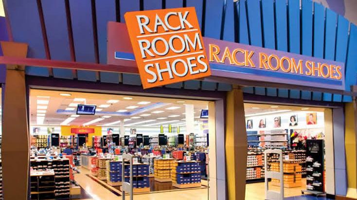 Rack Room Shoes Footwear Retail Company