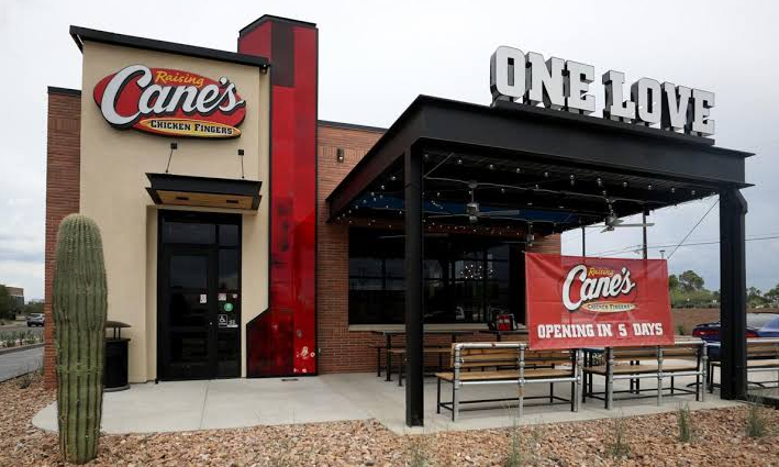 www. raising cane's.com/survey