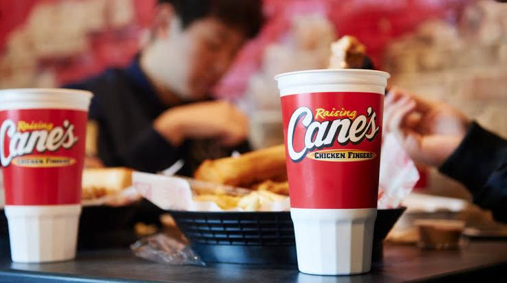 Raising Cane's Customer Experience Survey