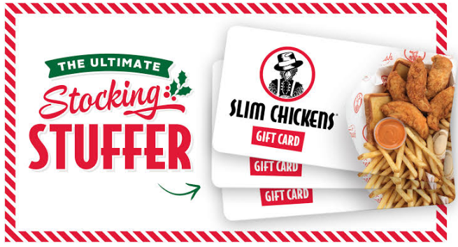 Slim Chickens Customer Survey Rewards