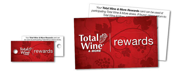 Total Wine Survey Rewards
