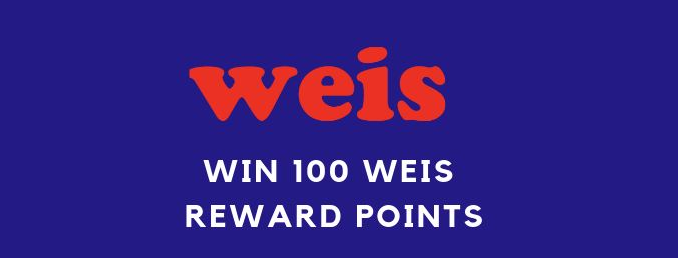Weis Markets Win 100 Points